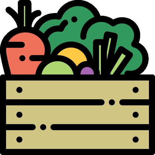Natuurwinkel voeding icoontje