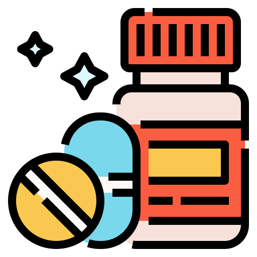 Natuurwinkel supplementen icoontje